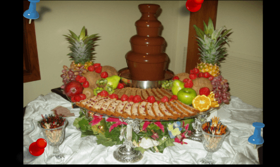 Chocolate Fountain Events Emirates