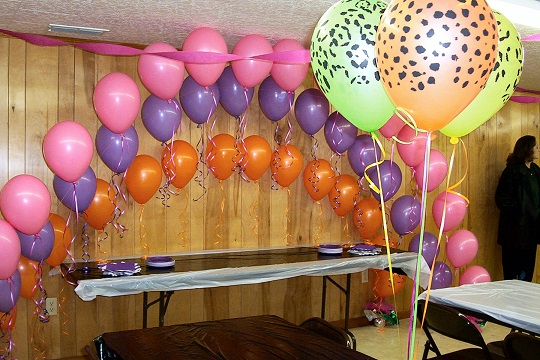 Professional Balloon Decoration