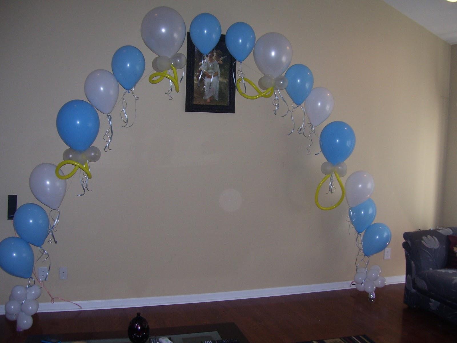 Professional Balloon Decoration Services Dubai