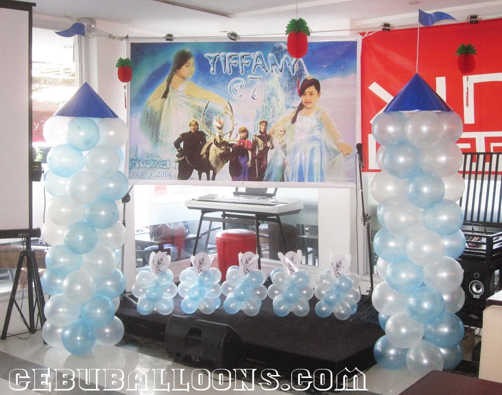 Professional Balloon Decoration Services Dubai Events Emirates