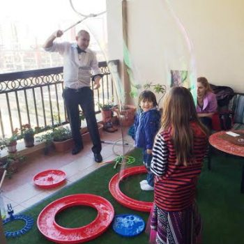 Bubble Show for party
