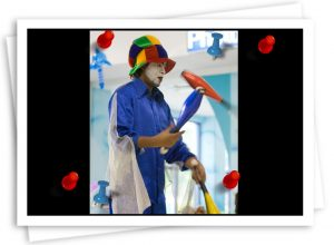 Juggler Shows for Kids Party