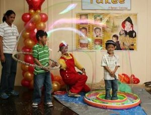 Bubble Shows for Kids Party