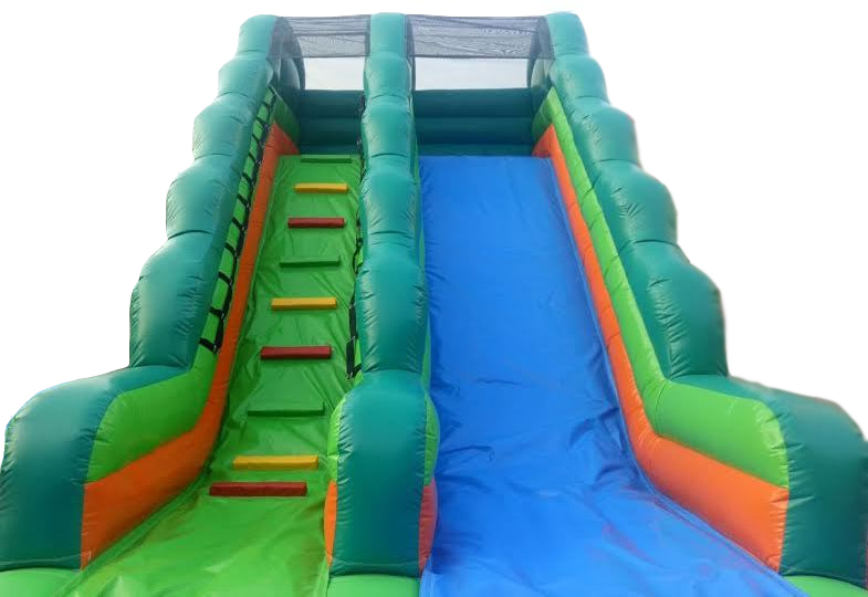 Hire Water Combo Slider Rental In Dubai Water Toys For