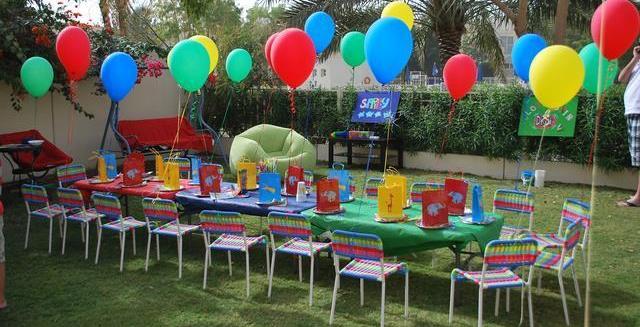 party furniture rental